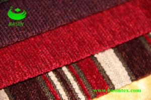 Chenille Fabric (BS7010A) pictures & photos