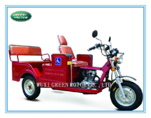 Passenger Tricycle, Disabled Tricycle, Handicapped Tricycle (125CC) , Gm125zk-a pictures & photos