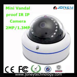 Mini Dome 720p Cloud P2p IR Camera IP pictures & photos