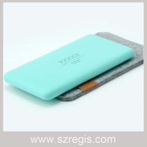 The New Ultra-Thin Mobile Power 10000mAh Charge Universal Power Bank pictures & photos