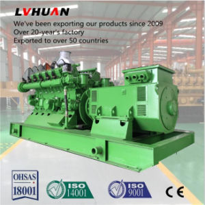 400kw Natural Gas Generator From Factory pictures & photos