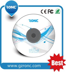 Hot Sale High Quality Blank DVD-R Ronc Brand pictures & photos