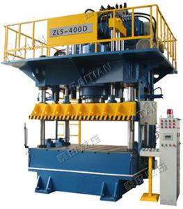 Four Column Hydraulic Molding Press (TT-SZ400T) pictures & photos