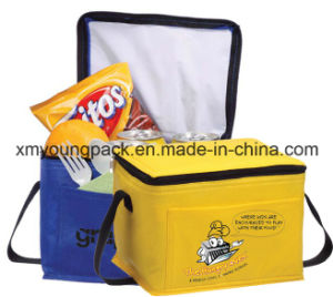 Promotional Custom Non-Woven Insulated Lunch Bag for Kids pictures & photos