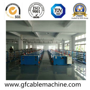Naked Copper Wire Bunching Machine Core/Electric Wire Twisting Machine pictures & photos
