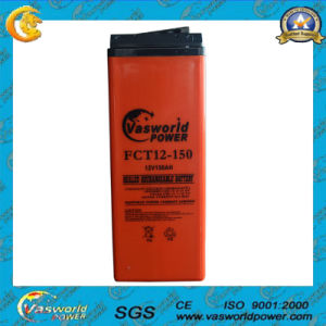 Power Bank 12V105ah Front Terminal UPS Lead Acid Battery pictures & photos