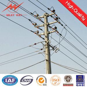 130kv Transmission Galvanized Steel Poles pictures & photos