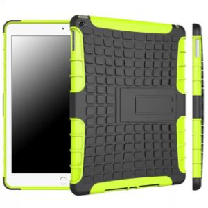 Silicone Plastic TPU Hybird Armor Combo Tablet Case for iPad 6 iPad Air2 pictures & photos