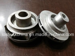 Impeller Wheel Casting, Impeller Casting, Stainless Steel Impeller Pump pictures & photos