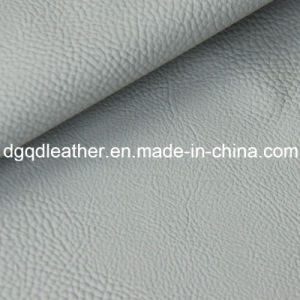 High Scratch Resistant Furniture PU Leather (QDL-FP0103) pictures & photos