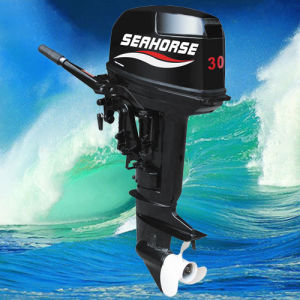 30HP Outboard Motor Engine Long Shaft for 6/7/8m Large Boat pictures & photos