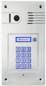 New Video Doorbell with Keypad pictures & photos