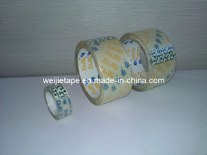 Crystal Clear Sealing Tape pictures & photos