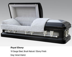 Black Knight Casket