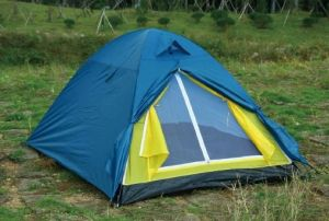 2-3 Persons Camping Tent with Double Skin (NUG-T11)