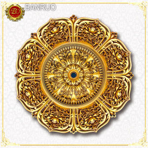 Banruo Luxurious Plastic Artistic Ceiling Panel pictures & photos
