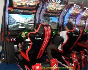 Game Storm Racer Game Machine pictures & photos
