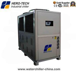Air Cooled Low Temperature Chiller for -35c to 0c Temperature Requirement pictures & photos
