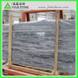 Good Quality Wave Grey Marble (FLS-625)