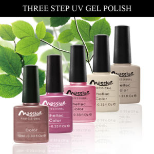 Easy Soak off Messier Brand UV/LED Color Coat Nail Art pictures & photos