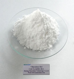 Higher Purity of Vilazodone Hydrochloride