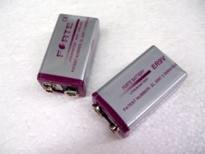 Zero Mercury Cadmium Lithium Battery Er9v pictures & photos