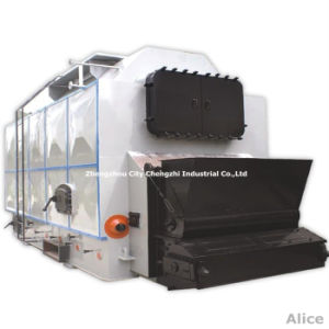 Biomass Chips Wood Fired Boiler pictures & photos