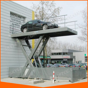 Customized Residential Car Scissor Lift with All Size pictures & photos