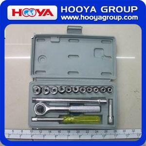2008# 17PC Tools Sets W/10*18.5cm/ 1/4′′ (TL16574)