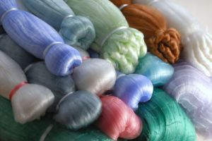 Dyed and Colorful Mono Nylon Fishing Net pictures & photos
