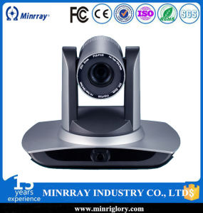 Auto Tracking Camera 12X Optical Zoom 1080P 60 HD PTZ Video Conference Camera pictures & photos