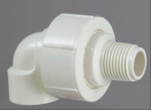PVC-U Theraded Fittings Female&Male Union Elbow pictures & photos