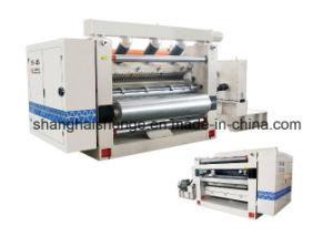 Single Facer Corrugated Carton Box Making Machine (Fingerless vacuum suction type)