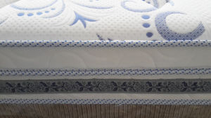 Newly Design Pocket Spring High Density Foam Mattress pictures & photos