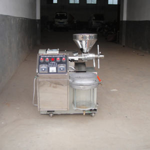 Home Scale Oil Mill Machine pictures & photos