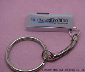 Custom Metal USB Flash Drive USB Stick with Real Capacity pictures & photos