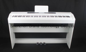 88 Key Electronic Digital Piano with 3 Pedals (GD-8815-1) pictures & photos