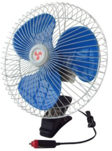10 Inch with Half Guard Car Fan (WIN-114) pictures & photos