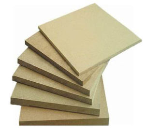 ISO9001 Certificated Raw MDF