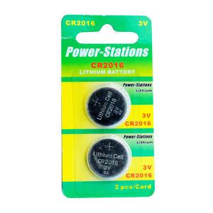 3.0V Lithium Button Cell (CR2016)