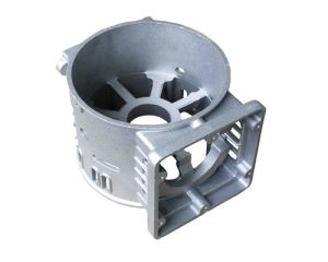 Aluminum Alloy Casting Housing Cover Closure pictures & photos