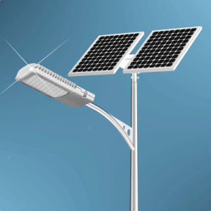 8m 60W Solar Street Light for Outdoor Lighting pictures & photos