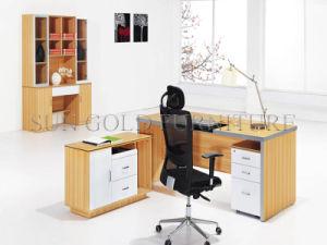 Modern L Shape Office Desk (SZ-OD009) pictures & photos