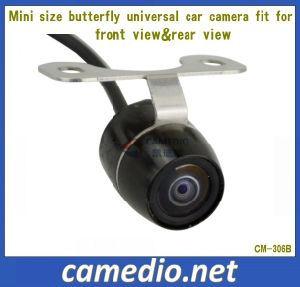170 Degree Butterfly 480 TV Lines CMOS Universal Waterproof Car Camera Rearview pictures & photos