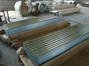 Galvanized Steel Coil/Gi/Galvanized Corrugated Roofing Sheet pictures & photos