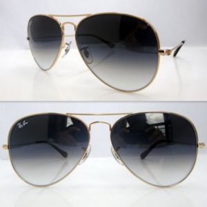 18k Gold Plated Sunglasses/Men Sunglasses/ Metal Legs Sun Glasses pictures & photos