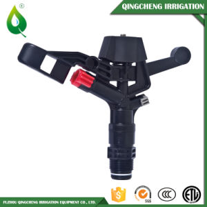 Professional Grade Plastic Impact Sprinkler Plus Nozzles pictures & photos