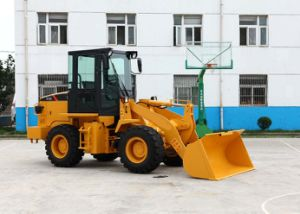 1.0cbm Bucket Front End Wheel Loader pictures & photos
