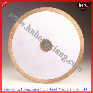 Glass Cutting Diamond Saw Blade pictures & photos
