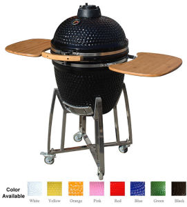 Wholesale 2015 High Quality Ceramic Kamado BBQ Grill